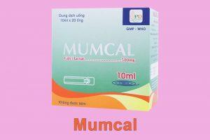 Mumcal