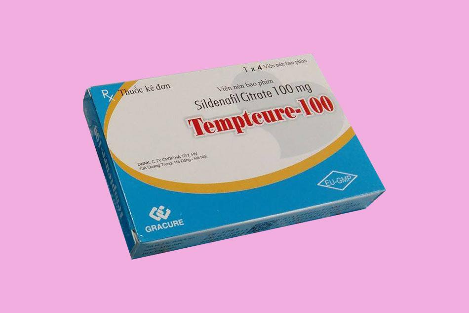 Tempteure - cải thiện khả năng cương dương