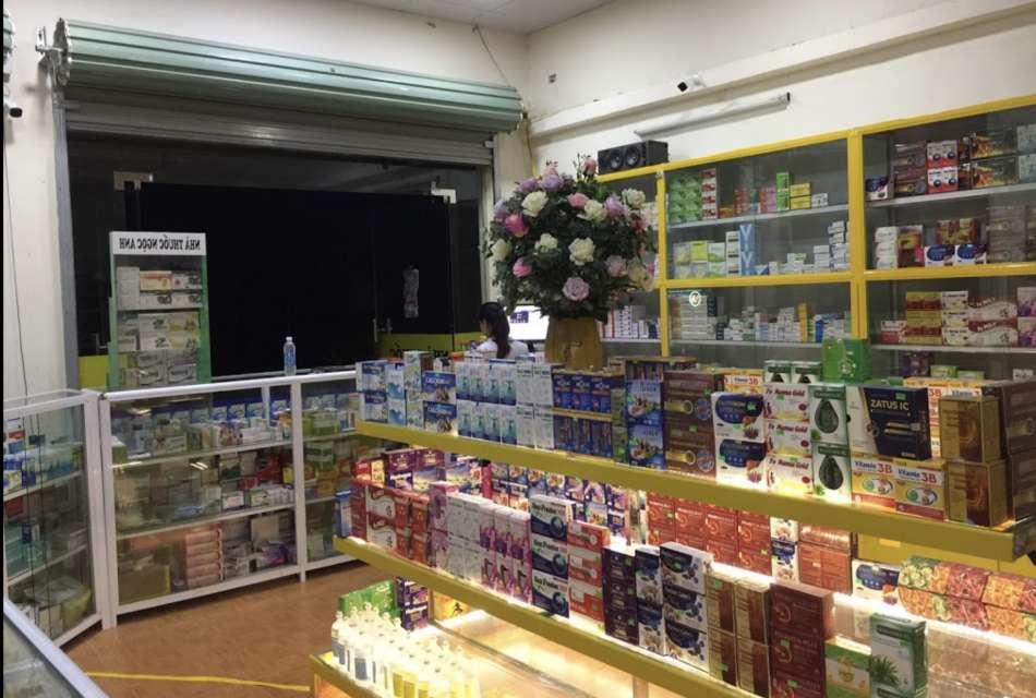Cơ sở nhà thuốc Ngọc Anh tại Hà Nội